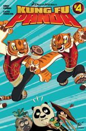 Kung Fu Panda #4: Issue 4