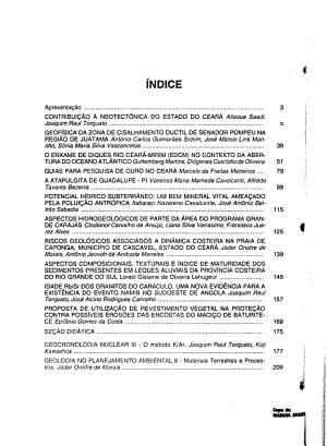 Revista de geologia PDF