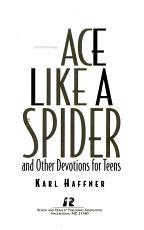 Peace Like a Spider and Other Devotions for Teens PDF