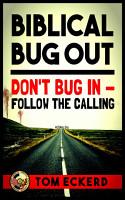 Biblical Bug Out PDF