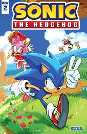 Sonic the Hedgehog #2