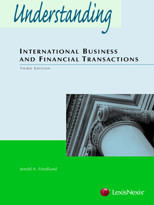 Understanding International Business and Financial Transactions