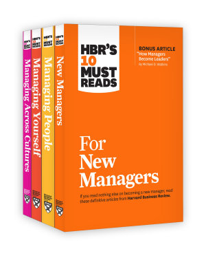 HBR s 10 Must Reads for New Managers Collection