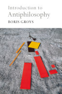 Introduction to Antiphilosophy PDF