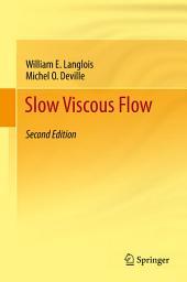 Slow Viscous Flow: Edition 2