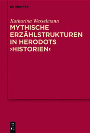 Mythische Erz  hlstrukturen in Herodots  Historien  PDF