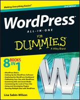WordPress All in One For Dummies PDF