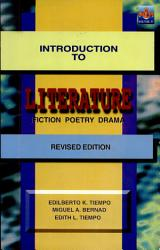 Introduction To Literature Revised Ed  Book PDF