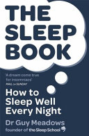 The Sleep Book Book