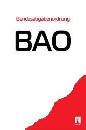 Bundesabgabenordnung (BAO)