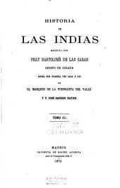 Historia de las Indias: Volumen 3
