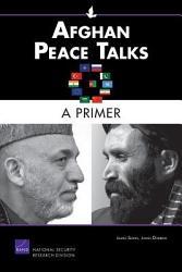 Afghan Peace Talks Book PDF