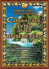 Character-Types Of The Unbelievers