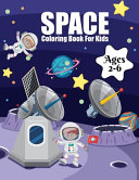 Space Coloring Book For Kids Ages 2 6 PDF
