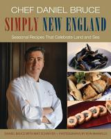 Chef Daniel Bruce Simply New England PDF