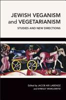 Jewish Veganism and Vegetarianism PDF