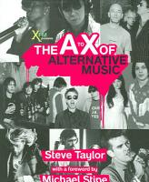 The A to X of Alternative Music PDF