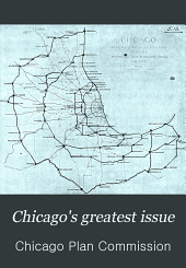 Chicago's Greatest Issue: An Official Plan