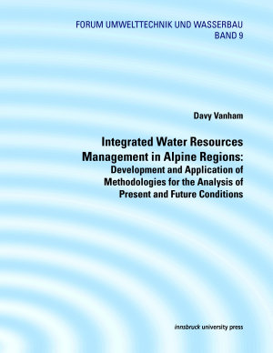 Integrated Water Resources Management in Alpine Regions PDF