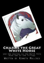 Charlie the Great White Horse