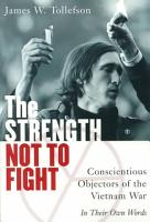 The Strength Not to Fight PDF