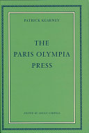 The Paris Olympia Press PDF