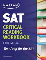 Kaplan SAT Critical Reading Workbook PDF