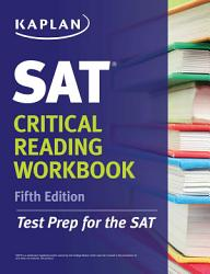 Kaplan Sat Critical Reading Workbook Book PDF