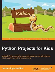 Python Projects for Kids Book