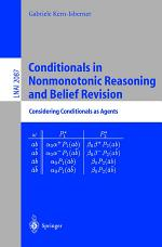 Conditionals in Nonmonotonic Reasoning and Belief Revision