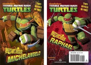 Mutant Origin  Michelangelo Raphael  Teenage Mutant Ninja Turtles  PDF