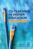 Co Teaching in Higher Education PDF
