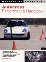 Autocross Performance Handbook PDF