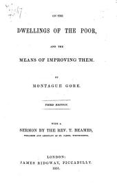 On the Dwellings of the Poor and the Means of improving them ... Second edition
