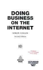 Doing Business on the Internet