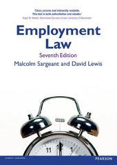 Employment Law: Edition 7