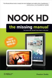 NOOK HD: The Missing Manual: Edition 2