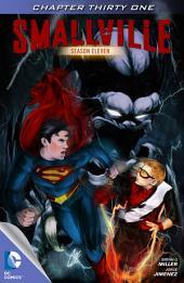 Smallville Season 11 #31