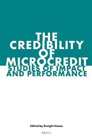 The Credibility of Microcredit PDF
