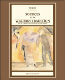 Sources of the Western Tradition PDF