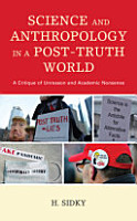 Science and Anthropology in a Post Truth World PDF