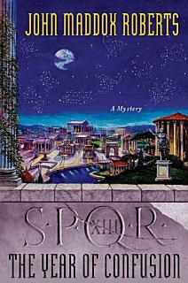 SPQR XIII  The Year of Confusion Book