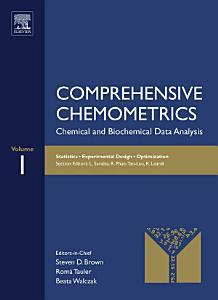 Comprehensive Chemometrics