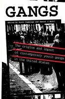 Gangs PDF