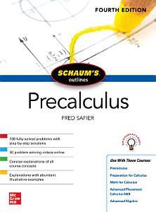 Schaum s Outline of Precalculus  Fourth Edition PDF