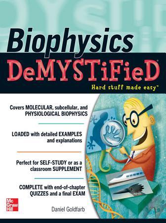Biophysics DeMYSTiFied PDF