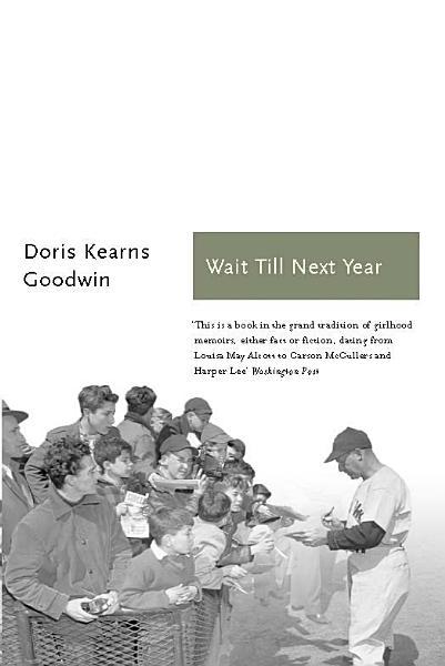 Download Wait Till Next Year Book