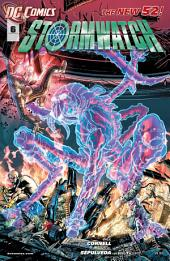 Stormwatch (2012-) #6