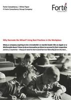 Why Recreate the Wheel  Using Best Practices in the Workplace PDF