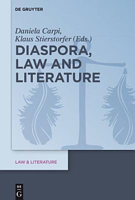Diaspora  Law and Literature PDF